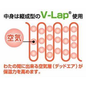 あったかすっぽりケットはV-Lap使用.jpg